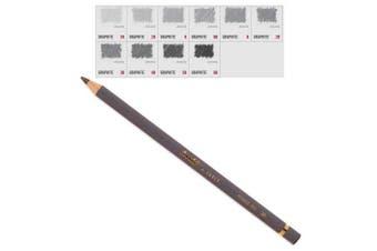 (Graphite B) - Conté à Paris Graphite B Sketching Pencil