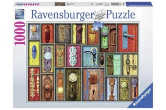 Ravensburger Antique Doorknobs Puzzle (1000 Piece)