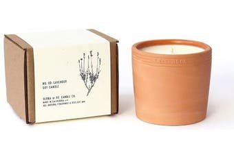 P.F. Candle Co. - No. 03: Lavender Soy Candle (520ml)