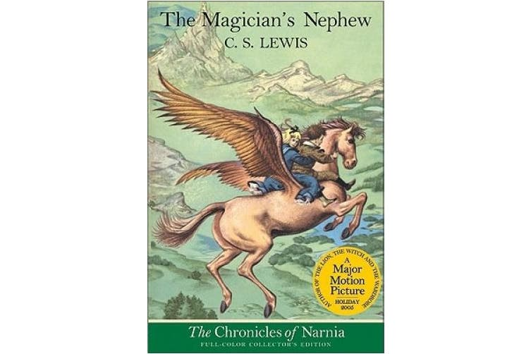 The Magician's Nephew, Collector's Edition (The Chronicles of Narnia)