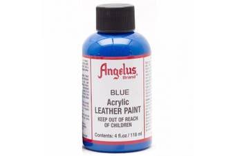 Angelus Leather Paint 120ml Blue
