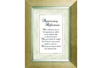 (Anniversary Reflections) - Heartfelt Collection Meaningful Moments Frame, Anniversary Reflections