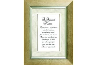 (A Special Nurse) - Heartfelt Collection Meaningful Moments Frame, A Special Nurse