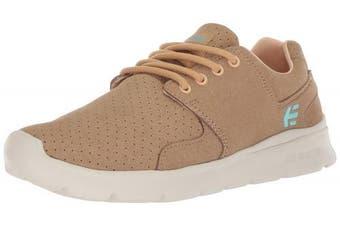 (5 UK, Tan) - Etnies Women Sneakers Scout