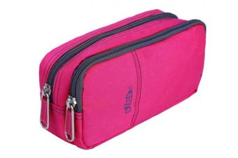 (Pink) - Pencil Cases, HiChange Pencil Holder Pencil bags large capacity (Pink)