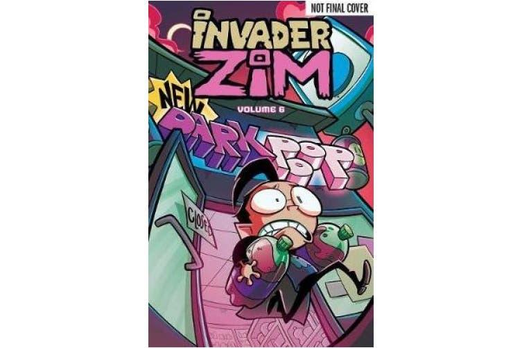 Volume 6 Invader Zim