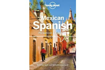 Lonely Planet Mexican Spanish Phrasebook & Dictionary (Phrasebook)