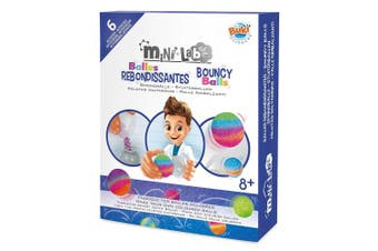 BUKI France 3009 Mini Lab Bouncy Ball