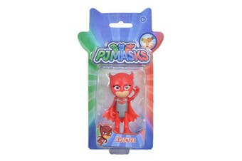 Simba 109402147 PJ Masks Toy Owl in Special Outfit