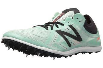 (7 B UK, Seafoam/Vivid Coral) - New Balance Women''s Long Distance Running Shoes