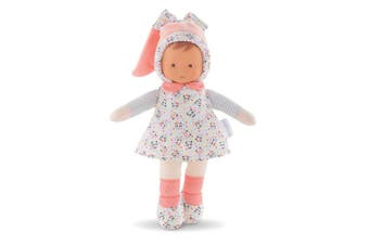 Corolle Mon Doudou Miss Happy Panda Toy Baby Doll, Pink