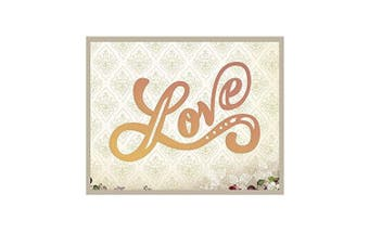 (Love Letter) - Couture Creations It's A Beautiful Life Die-Love Letters, 4.8cm x 3.3cm