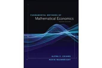 Fundamental Methods of Mathematical Economics