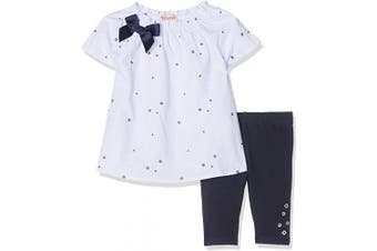 (80 cm, Viola (Viola 091)) - Brums Baby Girls' Clothing Set