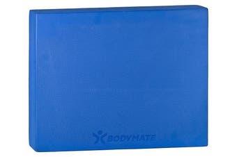 (49x40x6cm) - Body Mate Balance Pad Blue I Hard Design For Beginners, Rehabilitation and people _ 80Kg I Various Sizes I Improve Balance, Balance, Coordination And Stability