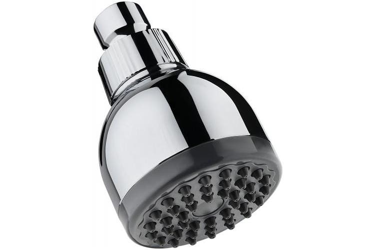 TurboSpa Ultra High Pressure Shower Head w/ Flow Restrictor Melts Stress into Bliss at Full Power. Adjustable 42 Nozzle Wide-Spray High Flow Shower Head Drenches You Fast, No Dry Spots Guaranteed.