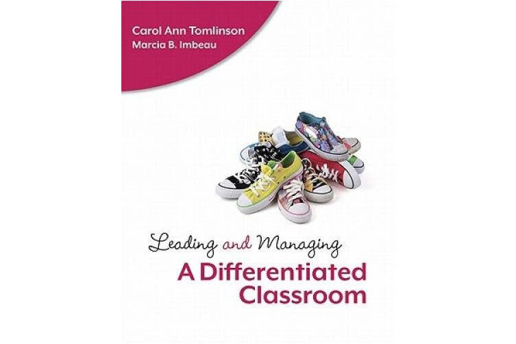 Leading and Managing a Differentiated Classroom (Professional Development)