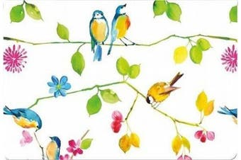 Watercolor Birds Note Cards [With 15 Envelopes]