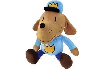 (Dav Pilkey's Dog Man Giant Plush Toy by MerryMakers) - Dog Man Giant Doll (Dog Man)