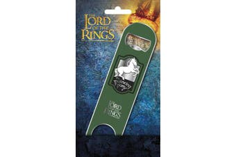 (18.5 x 11.5 x 0.9 cm) - GB eye Lord of The Rings Prancing Pony Bar Blade, Steel, Multi-Colour, 18.5 x 11.5 x 0.9 cm