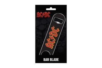 AC/DC Logo Bar Blade Bottle Opener