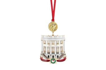 Official 2018 White House Christmas Ornament