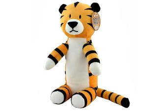 Regit the Plush Tiger Toy, 43cm Tall Striped Sitting Tiger Stuffed Animal