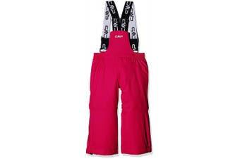 (92 (EU), Pink) - CMP Boys' Skihose Trousers