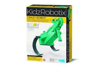 4M 403393 Kidz Robotix - Crazy Robot