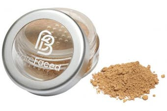 (Cinnamon) - BareFaced Beauty Natural Mineral Finishing Powder 10 g, Cinnamon