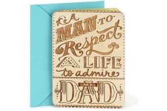 (Dad Power) - Hallmark Birthday Greeting Card for Dad