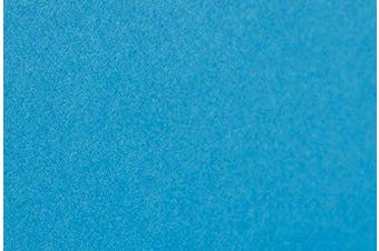 "(Ocean Blue) - 50 6"" (150 x 150mm) Sheets of Card 250-260gsm excellent for cards, scrapbook,wedding stationery (Ocean Blue)"