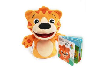 Baby Einstein Story Time with Lily Puppet and Book