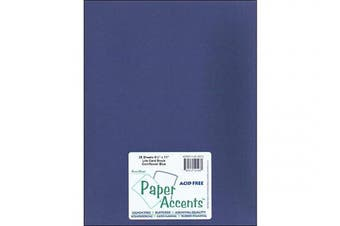 Accent Design Paper Accents ADP8511-25.10073 No.60 22cm x 28cm Cornflower Blue Stash Builder Card Stock