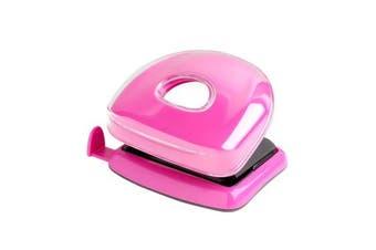 (Pink) - Rexel JOY 2 Hole Punch - Pretty Pink