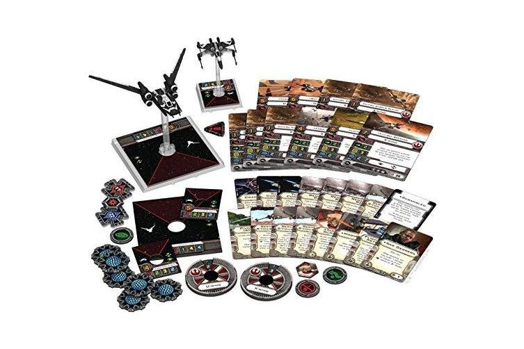 Star Wars X-Wing: Saw`s Renegades Expansion Pack