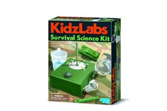 4M 403395 Survival Science Kit