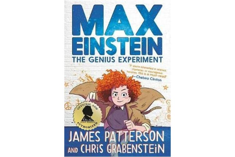 Max Einstein: The Genius Experiment (Max Einstein)