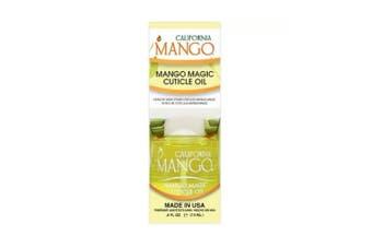 California Mango Cuticle Oil, Mango, 0.5 Fluid Ounce