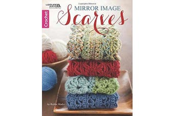 Mirror Image Scarves | Crochet | Leisure Arts (6805)