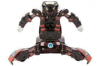 (Tanatos Action Figure) - Mecard Deluxe Mecardimal Tanatos
