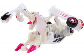 (Mirinae Action Figure) - Mecard Mirinae Deluxe Mecardimal Figure, White