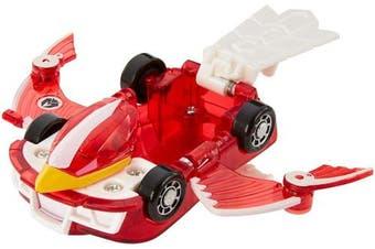 (Alta Action Figure) - Mecard Alta Deluxe Mecardimal Figure, Red