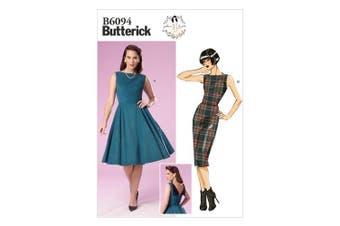 Butterick Patterns B6094 Misses' Dress, Size E5