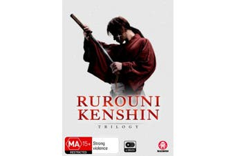 Rurouni Kenshin: Trilogy [Region 4]