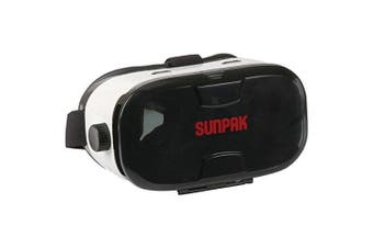 Sunpak Virtual Reality Viewer 15 for smartphones, Android, iPhone - White