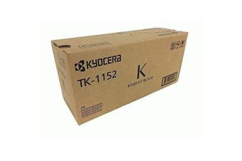 Kyocera OEM TK-1152 (1T02RV0US0) Black Toner Cartridge. For Kyocera ECOSYS P2235dw