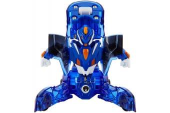 (Evan) - Mecard Evan Deluxe Mecardimal Figure, Blue