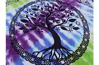Tree of Life altar cloth 90cm x 90cm