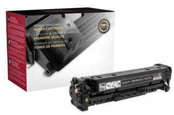 WPP 200127P Remanufactured Black Toner Cartridge for HP 304A, Canon 118
